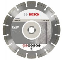 Diamantový kotouč na beton Bosch, Standard for Concrete