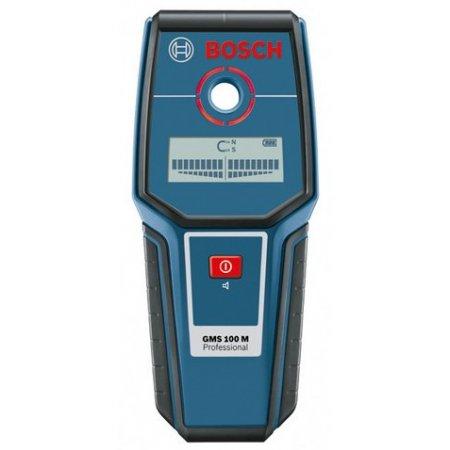 Detektor kovů Bosch GMS 100 M Professional 0601081100