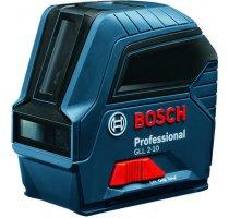 Laser křížový Bosch GLL 2-10 Professional 0601063L00