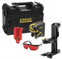 2bodový + křížový laser Stanley FatMax®- červený FMHT1-77414
